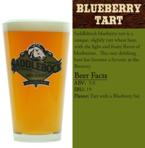 Arkansas Brewery Tart Beer