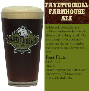 Fayettechill Farmhouse Ale Arkansas
