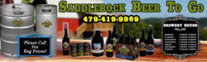 Fayetteville Arkansas Craft Beer To Go