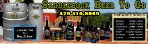 Fayetteville Arkansas Craft Beer To Go